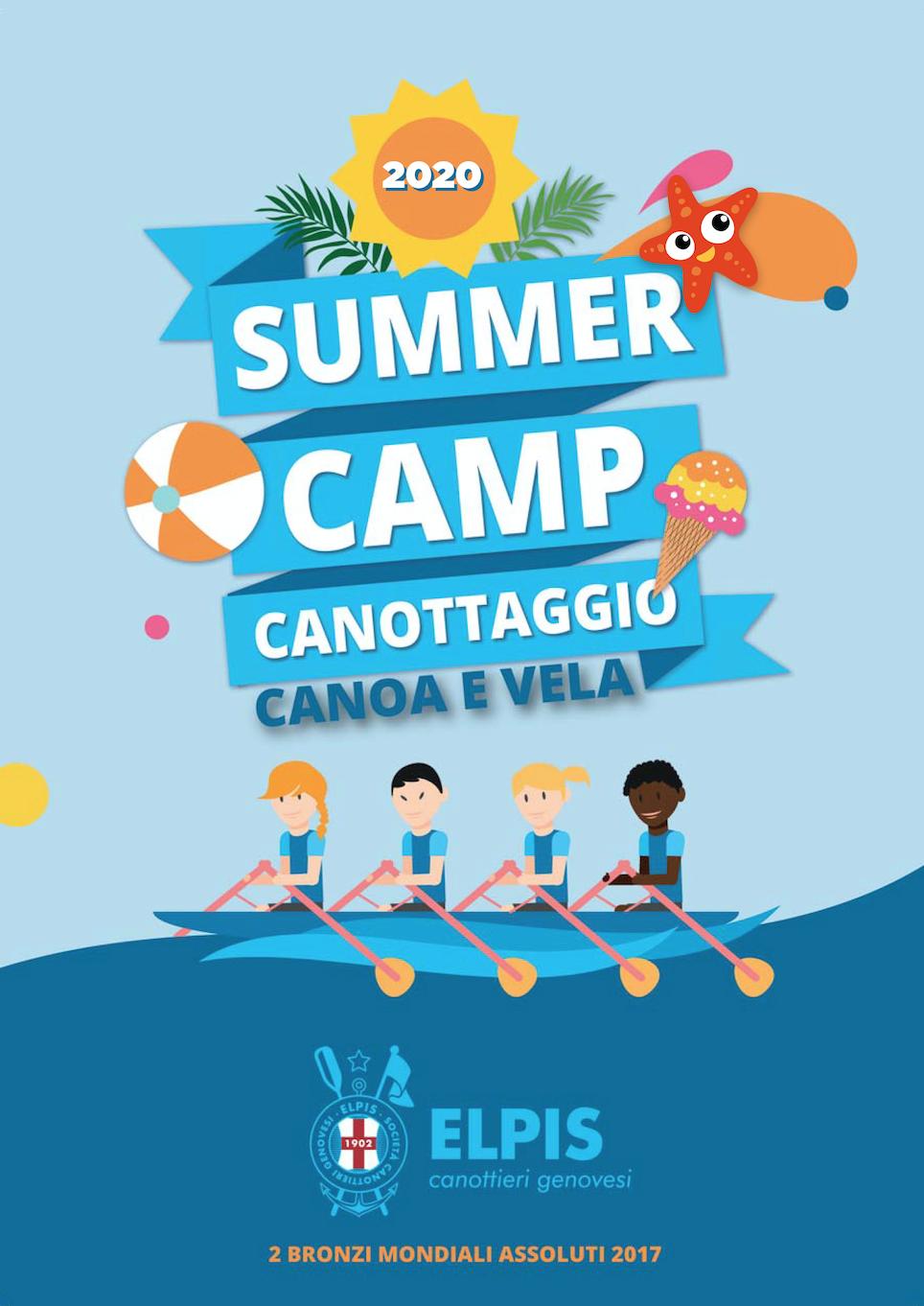 Elpis Summer Camp 2020