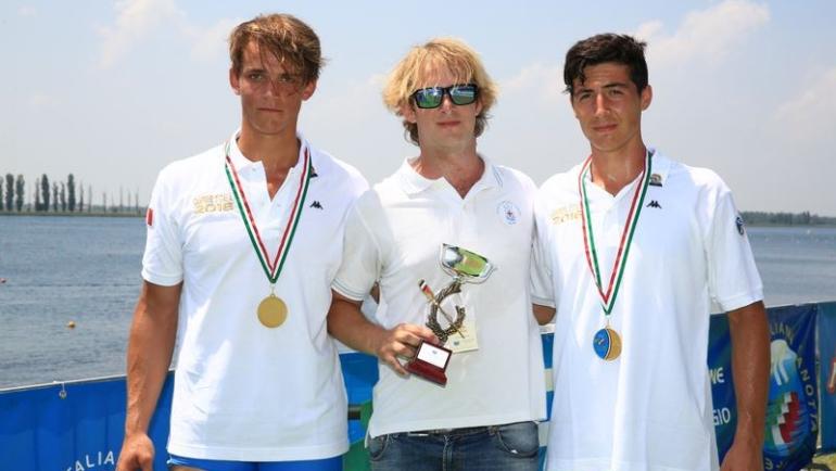 Due vittorie Tricolori per gli Junior dell'Elpis a Ravenna